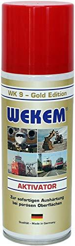 Attivatore WEKEM per ciano acrilico Kleb sostanze 200 ml