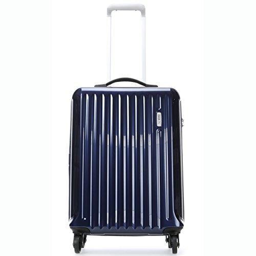 Bric's BRE08029.006 Riccione Trolley, 55 cm, Blu