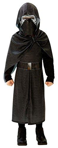 Rubie's Star Wars 7 Kinder Kostüm Kylo Ren Deluxe Karneval Fasching 7-8 J.