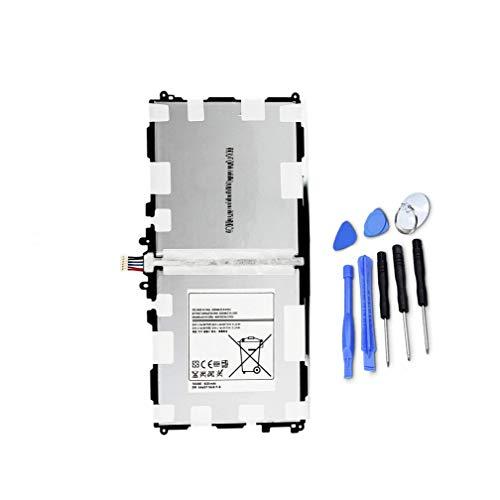 7XINbox T8220E 3.8V 31.24Wh 8220mAh batería Reemplazo para Samsung Galaxy Tab Pro 10.1 Edición 2014 SM-P600 SM-P601 SM-P602 SM-P605 SM-P605V SM-P607T SM-T520 SM-T525 Series T8200K T8220U T8220C