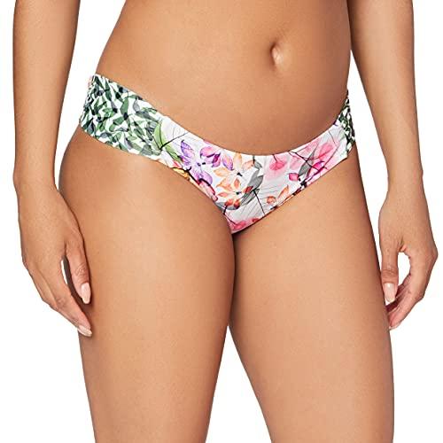 Triumph Delicate Flowers Mini Slip Bikini, Multicolore (Pink-Light Combination M019), 2 (Taglia Produttore: 40) Donna