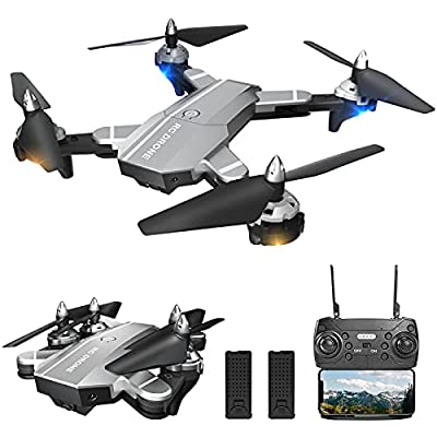 Fcoreey Drones with Camera