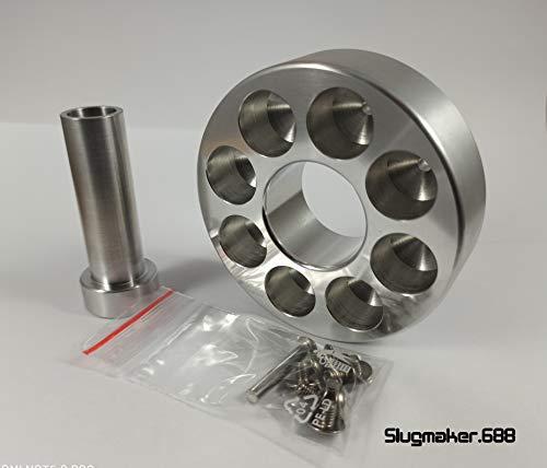 Slugmaker.688 - Set fai da te per umarex HDS68 Palline in gomma, Shotshells, Palline Cal.68.