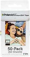 "Polaroid 2x3"" Premium ZINK Photo Paper (50 Sheets)"