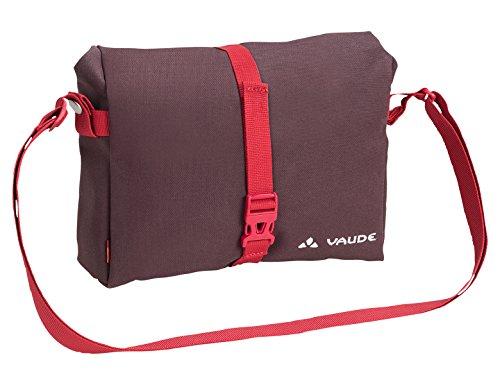 VAUDE Radtasche ShopAir Box, raisin, One Size, 126988420