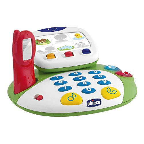 Chicco - Gioco Videotelefono Parlante, 60085