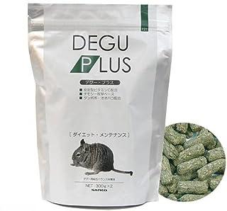 「三晃商会 SANKO デグー・プラス ダイエットメンテナンス 600g」 3個セット