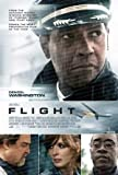 Flight - Denzel Washington – Movie Wall Poster Print –