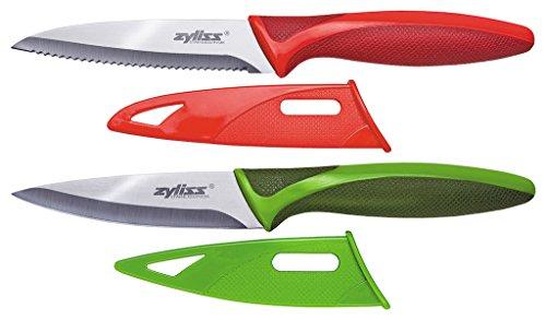 Zyliss Set of 2 Paring Knives Knife...