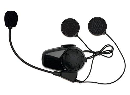 Sena BT0003006 Auricolare e Interfono Bluetooth per Moto per Casco Bell Mag-9, 1 pezzo