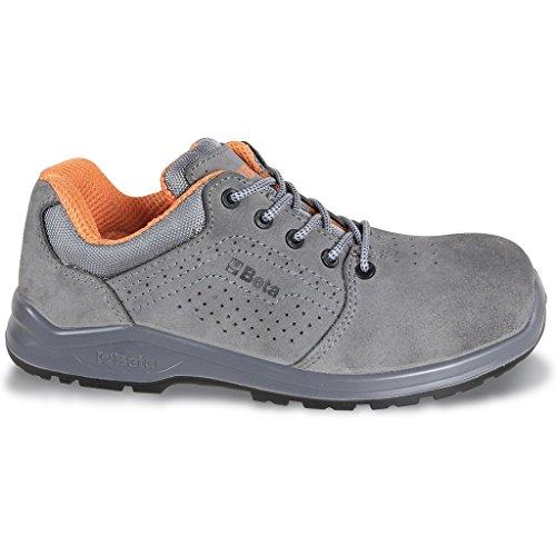 Beta Tools 7211Pg 44-Sapatos Em Camurã-SDRAM, A, Perfurados