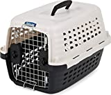 Petmate Compass Kennel, PEARL WHITE/BLACK (41031)