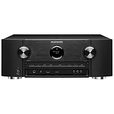 Marantz SR6014 4K UHD AV Receiver 9.2 Channel with Latest Surround Sound Formats IMAX Enhanced | Dolby Virtual Height Elevation | Amazon Alexa | Online Streaming | Home Automation