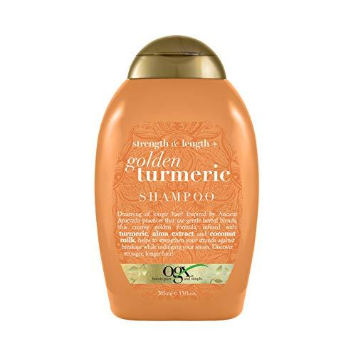 OGX Turmeric Golden Shampoo, 385 ml