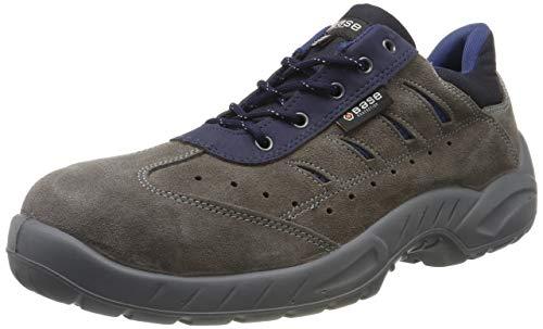 Base B163-S1P-T46 - B163 Schuhe Grau Smart S1P SRC-T46