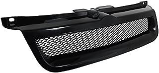 Spec-D Tuning HG-JET99TR Black Grille (Bora Mesh)