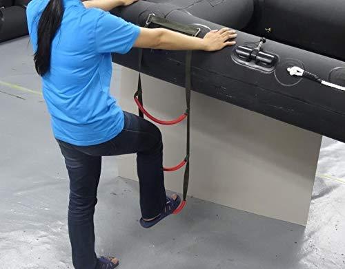 Flyastar Inflatable Boat Rib Boarding Ladder