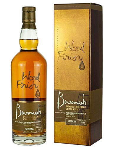 Benromach - Sassicaia Finish - 2011...
