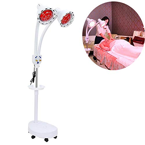 Learn More About Far-Infrared Physiotherapy Lamp Red Light Beauty Salon Home Skin Baking Electric In...