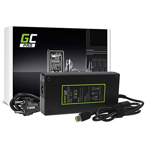 GC Pro Cargador para Portátil Lenovo Ideacentre 310-15ASR 310S-08ASR 520-27IKL 910-27ISH A540 A740 S40-40 Ordenador Adaptador de Corriente (19.5V 7.7A 150W)