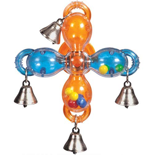 JW Pet Company Activitoys Quad Pod Bird Toy