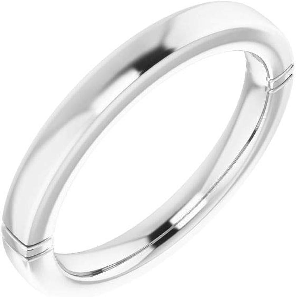 Tarnish Rare Resistant Solid 925 Sterling Indefinitely Silver Asscher 8mm Wedding