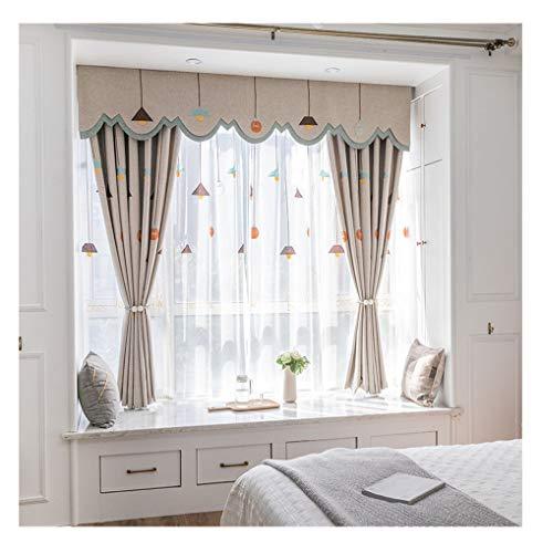 SLTO Grau Verdunkelungsgardinen Öse Superweiche, wärmeisolierte Schlafzimmergardinen Verdunkelungsgardinen für das Wohnzimmer mit Zwei passenden Bindebändern Hellgrau 2 Paneele-grey-3x2.7m