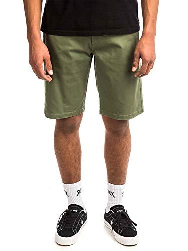 Element Sawyer WK Shorts, Uomo, Surplus, 32