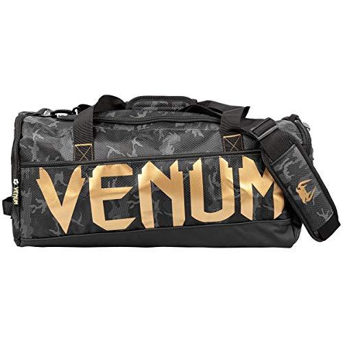 Venum Sparring Mochila de Deporte, Unisex-Adult, Camo/Gold, 67,8 cm x 32,7 cm x 25,9 cm