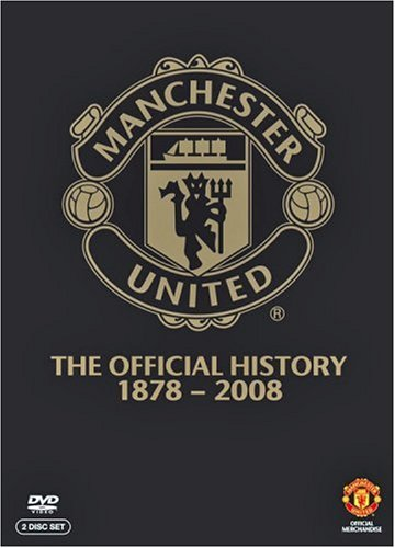 Manchester United The Official History Revised Edition DVD