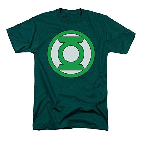 Trevco Camiseta Adulto Logo Linterna Verde
