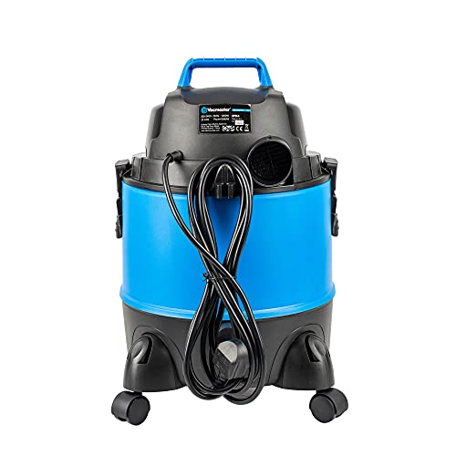 Vacmaster Wet and Dry Vacuum Cleaner 20L | Multi Purpose Home/Garage Vacuum & Workshop Dust Extractor with Power Take Off Socket and Blower Function