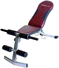 Marshal Fitness Adjustable Sit-up Bench, 27