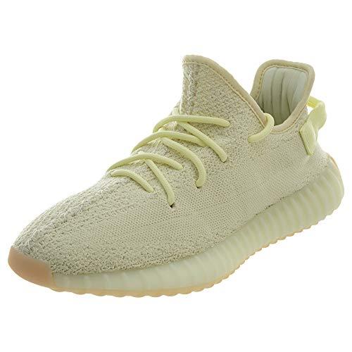 Adidas Yeezy Boost 350 V2 Herren-Sneaker, Gelb (Butter/Butter/Butter.), 39 EU
