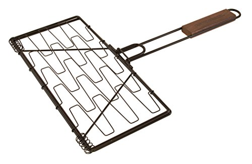 Charcoal Companion Non-Stick Flexi Plank Grilling Basket - CC3136