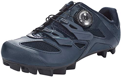 Mavic Crossmax Elite Cycling Shoe - Men's Total Eclipse, US 7.5/UK 7.0