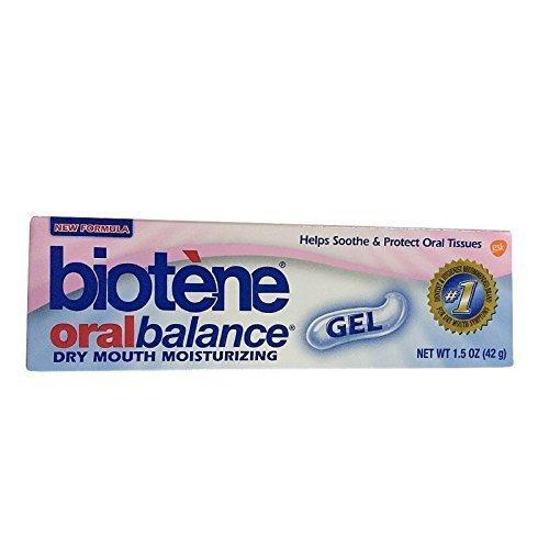 Biotene Oral Balance Dry Mouth Gel, Moisturizing, 1.5 oz (42 g) by Biotene -  Glaxo Smith Kline, 43221-9145