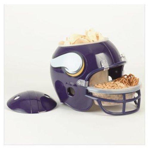 Casey's Minnesota Vikings Snack Helmet