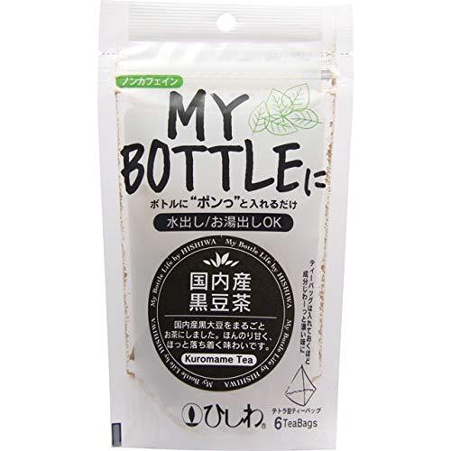 菱和園 マイボトル『国内産黒豆茶TB』