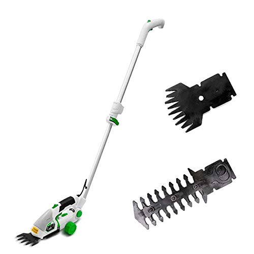 Review Of JNWEIYU Electric Lawn Mower,Scalable Multi-Function Weeding Home Gardening Small Machine,H...