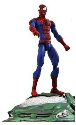 Diamond Select - JUL091428 - Figurine - Spiderman - Marvel Select