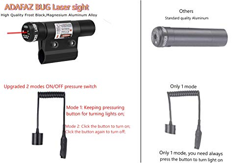 ADAFAZ Insect Gun Sight, Fits All Fly Killer Aiming Scope 2.0/3.0, Insect Eradication Airsoft BB Pump Add-On Accessories