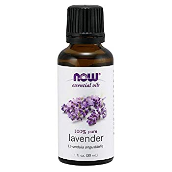 Now Foods Lavender Oil 1 Fl Oz  Pack of 2