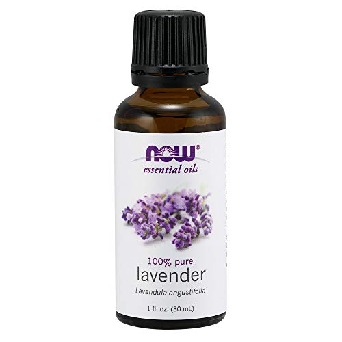 Now Foods Lavender Oil, 1 Fl Oz (Pack of 2)