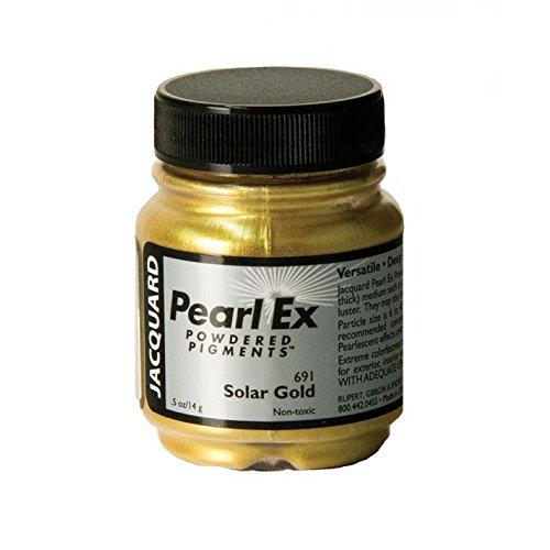 Pearl Ex Pigment .50 Oz Solar Gold