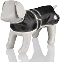 Trixie 30510  - Capa Orléans, XL, 70 cm, Reflectante, Negro