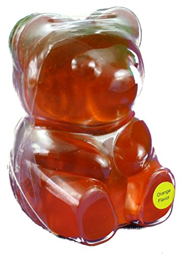 Big Bite Giant Gummy Bear (Orange)