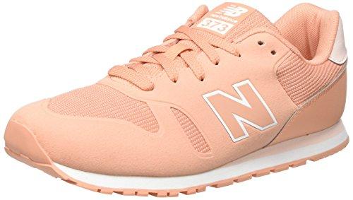 New Balance New Balance, Unisex-Kinder Sneaker, Pink (Coral), 39 EU (6 UK)