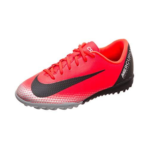 Nike Vaporx 12 Academy Gs Cr7 Tf Voetbalschoenen voor kinderen, uniseks