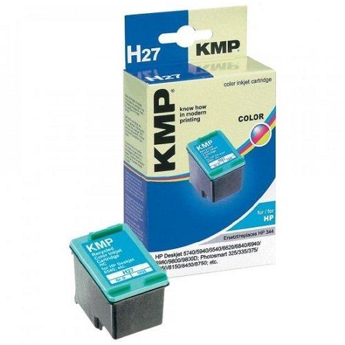 KMP H27 - Cartucho de Tinta HP Nº344 C9363EE, Tricolor